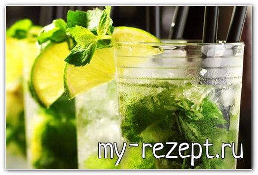 Мохито рецепт алкогольный в домашних условиях!