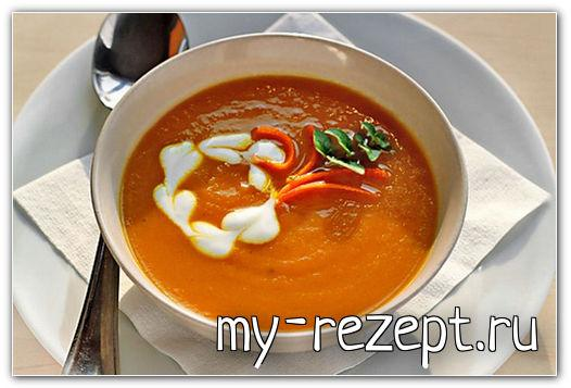 Рецепт полезного супа для желудка