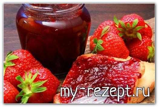 варенье ягодное