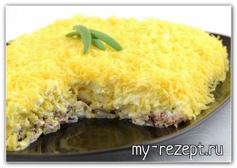 Салат мясом рецепты фото пошагово