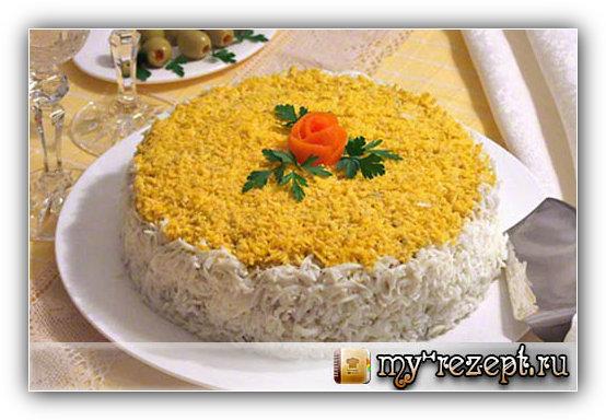 Рецепты как сделать торт печеночный