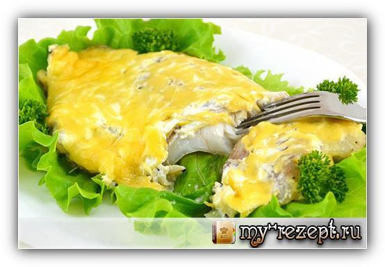 рыба в кляре рецепт с фото пошагово