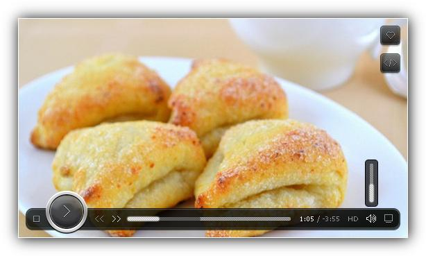 творожное печенье рецепт с фото пошагово Видео рессивер