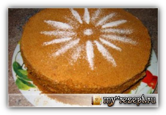 рубленный торт классический рецепт с фото