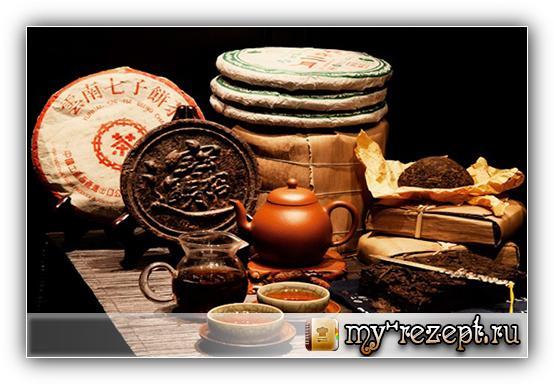 Китайский чай пуэр свойства цена