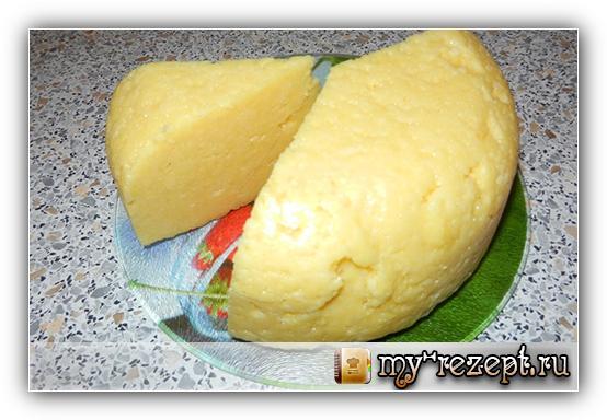 Сыр из творога рецепт с фото пошагово