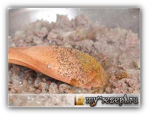 блинчики с мясом рецепт с фото пошагово с видео