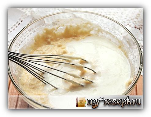 Тесто на блины с кипятком рецепт