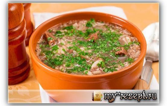 Суп харчо рецепт с фото пошагово